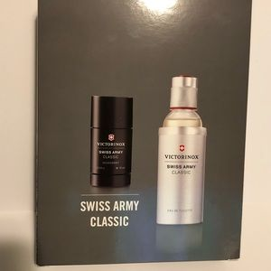 Victorinox Other - Victorinox Swiss army classic cologne set